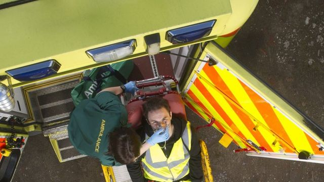 Fewer ambulance 999 calls to be classed as 'life-threatening' featured image