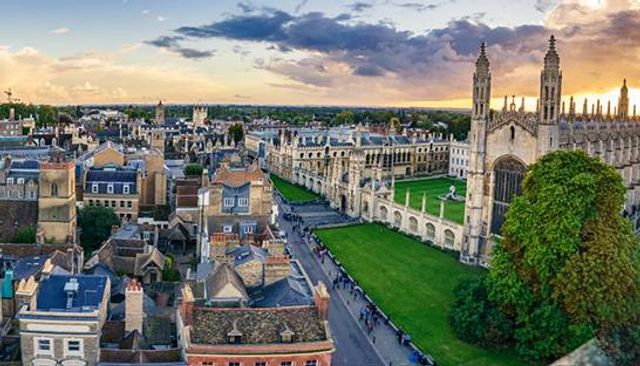 Cambridge has more patents published per resident than any other UK city featured image