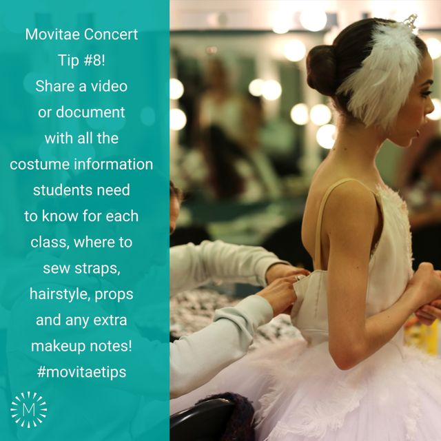 Concert Time - Tip #8 featured image