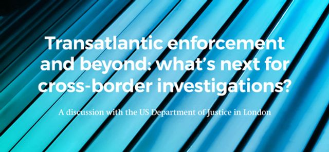 Five behind-the-scenes insights into DOJ cross-border investigation priorities featured image