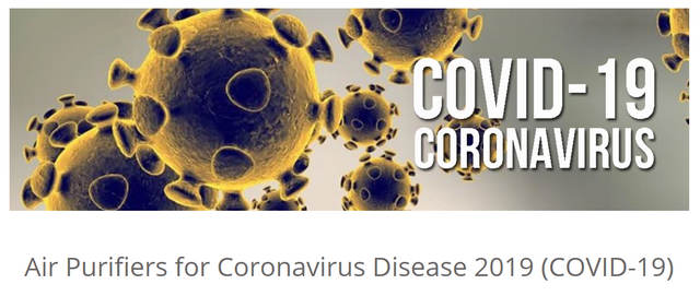 New York AG Tells Companies to Stop Promoting Air Purifiers to Consumers for Coronavirus Prevention featured image