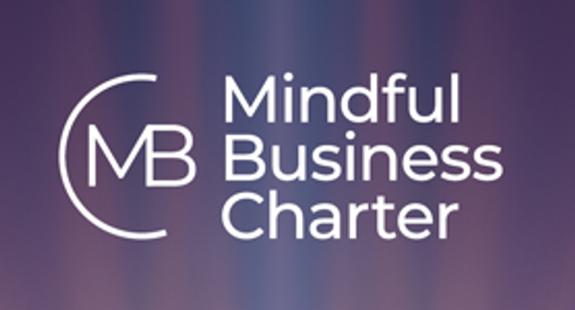 Mindful Business Charter - changing the way we work featured image