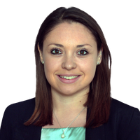 Sarah Naisby, Associate, Freshfields Bruckhaus Deringer
