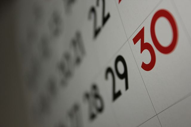 Starting a content calendar: 10 tips featured image