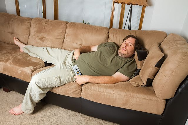 2. Dragging yourself off the sofa featured image