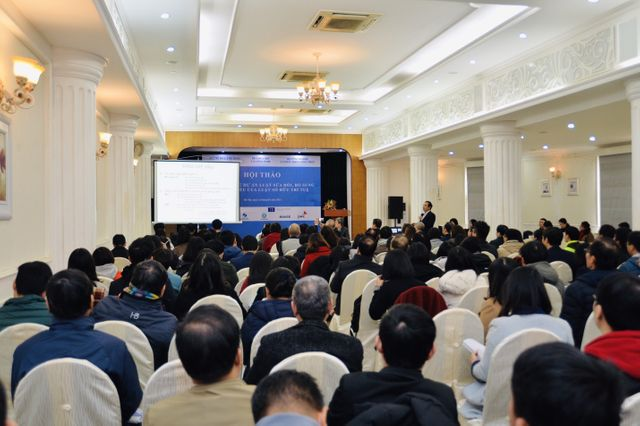 Vietnam: Ministries hosted workshop on consultation of draft amendment of IP Law featured image