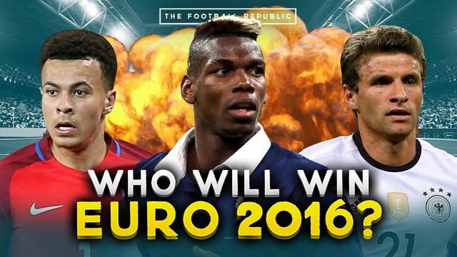 Predicting the Winner of the Euro's 2016 featured image