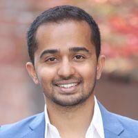 Ashwin Kashyap, VP of Product and Analytics, CyberCube