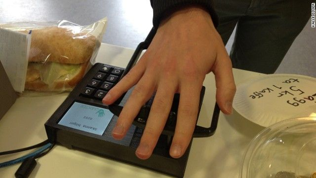 Digital wallets and vein scanners: How we'll pay for things in the future featured image
