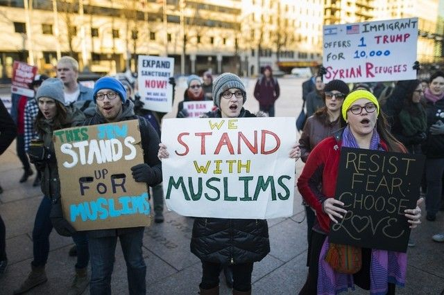 Data Science Applied to the 'Muslim Ban' featured image