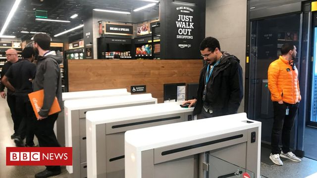 Amazon opens a supermarket without checkouts featured image