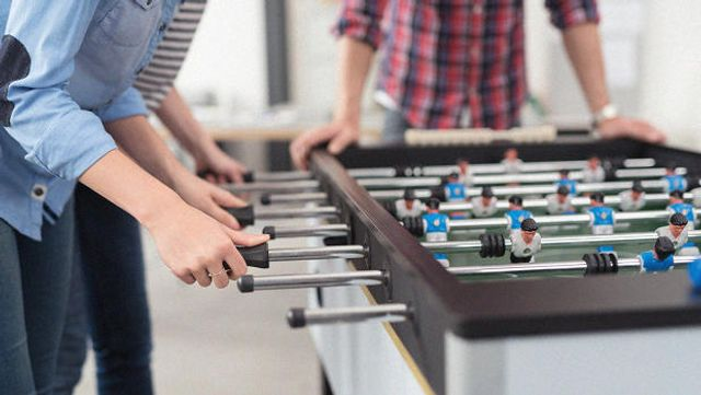 Office perks that work: is it time to get rid of the foosball table? featured image