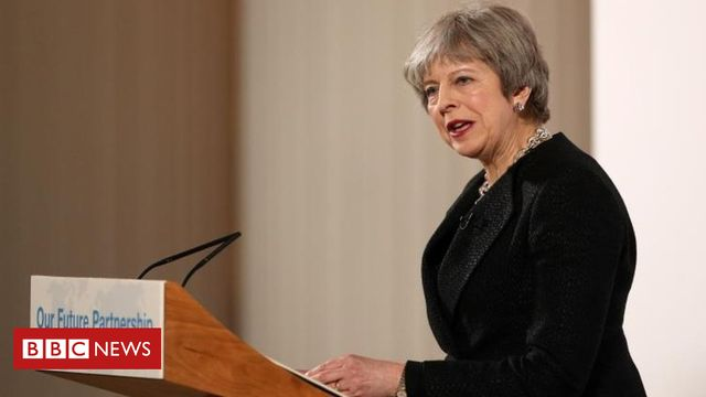 May speech: new details – little change featured image