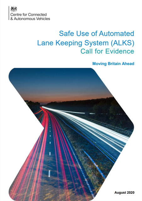 "Is an Automated Lane Keeping System ""automated driving""? featured image"