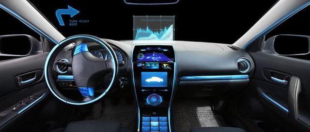 The car is fast becoming a smart piece of tech featured image
