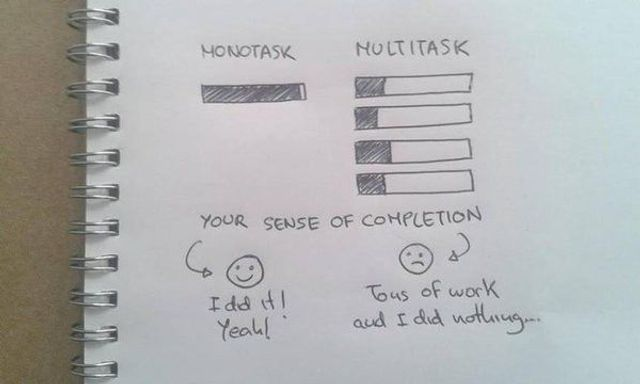 Multitasking is the enemy of progress featured image