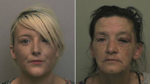 The mother and grandmother of a six-month-old baby girl mauled to death by the family dog have been jailed featured image