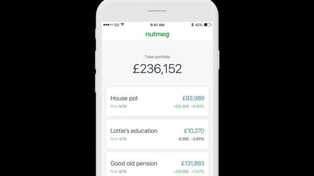 Goldman Sachs takes stake in Nutmeg featured image