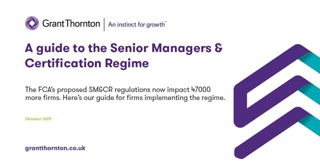 SM&CR Handbook - help navigating the FCA's new accountability regime featured image
