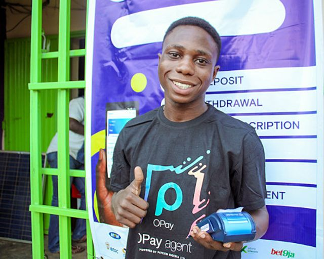 Africa fintech startup OPay closed a $120m Series B featured image