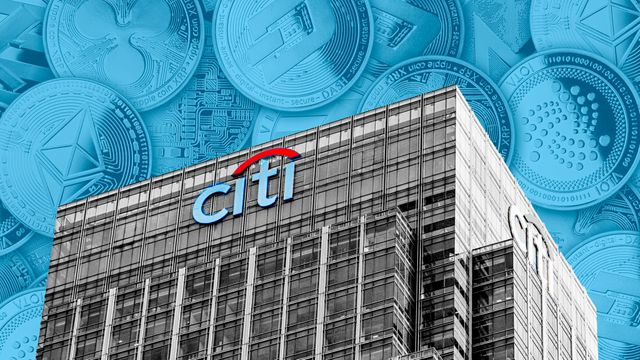Citi weighs launching crypto services after surge in client interest featured image