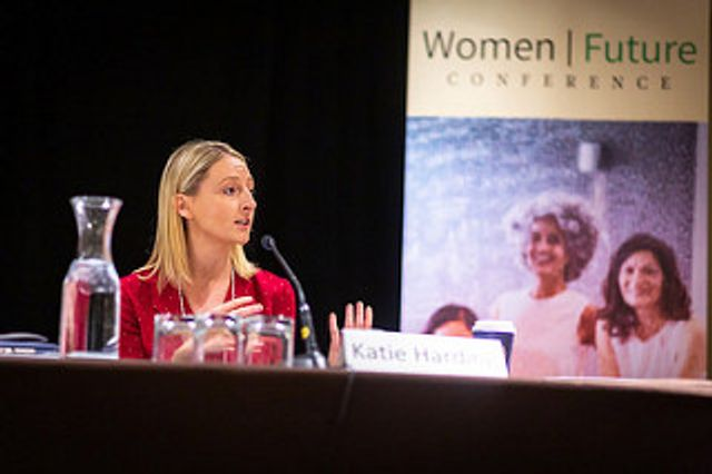 Speaking at the Women Future 2018 Conference - Technology trends and their implications on working women featured image