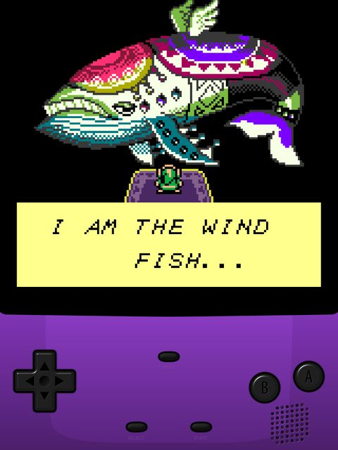 The Wind Fish. featured image