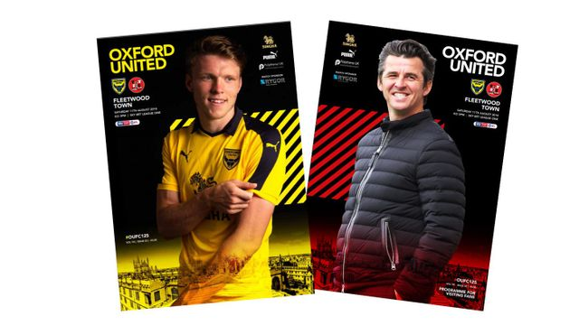 As programmes become non-compulsory, Oxford United choose to make 2 per game instead featured image
