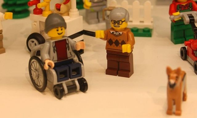 Is disability more visible - in lego?? featured image