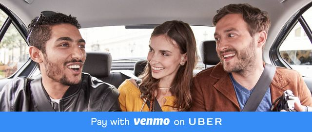 Uber Launches Venmo Payment Integration featured image