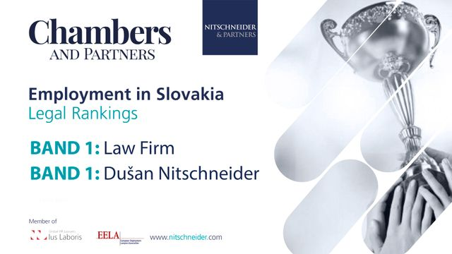 Nitschneider & Partners excels in Chambers Europe 2021 ranking featured image