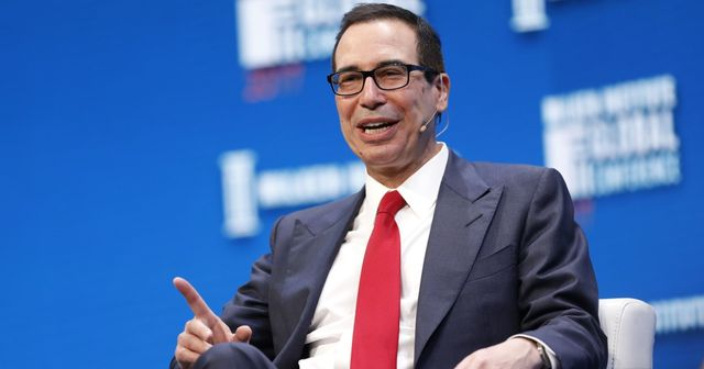 Treasury Secretary Mnuchin Comments on Bitcoin featured image