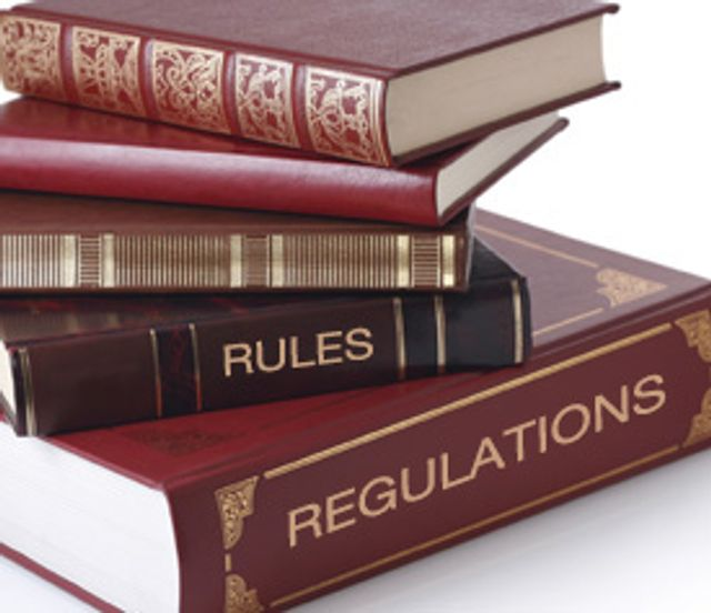 Insurance regulation – has my perception been unfair? featured image