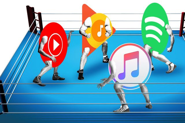 Battle of the Players... the Music Streaming Services featured image