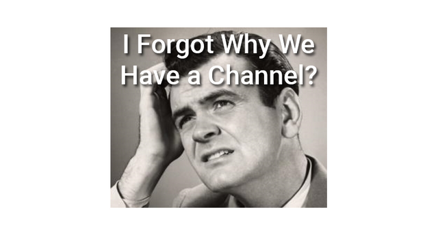 Have we really forgotten the key reasons for having a channel business? featured image
