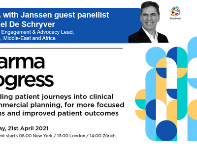Pharma perspective: Does the patient journey inform better strategy and enhance patient outcomes?
