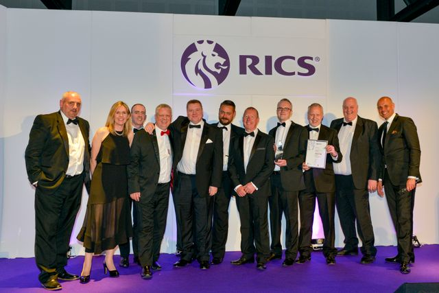 Pick Everard Project Scoops Prestigious RICS Award featured image