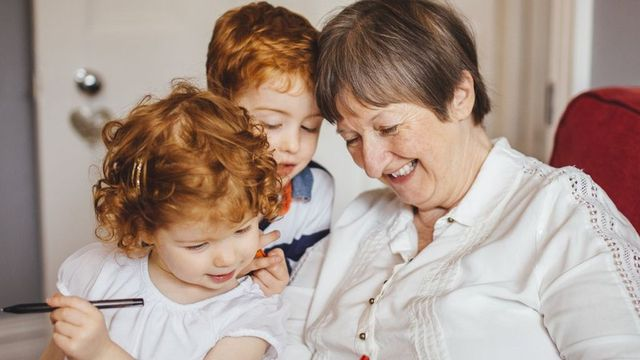 Indulgent grandparents 'bad for children's health' featured image