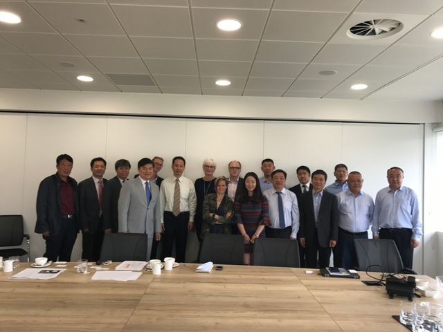 Delegation visit for Foot Anstey's PIC Sector from Shandong Province featured image
