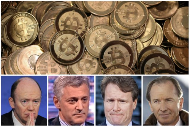 In Davos, Banking's Most Powerful Players Pretend To Understand What Fintech Means featured image