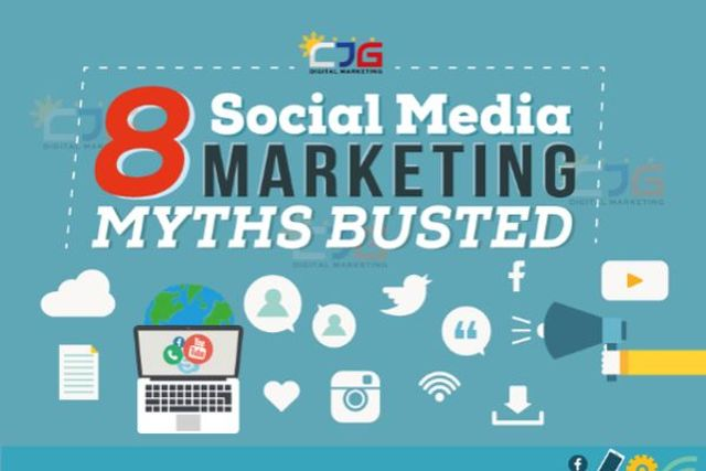 Don't fall for these Social Media Marketing Myths featured image