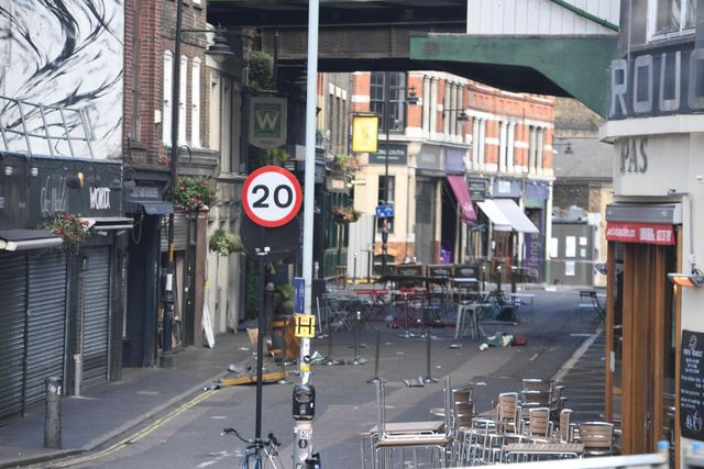 Borough Market waits for classification of London Bridge attacks as terrorism featured image