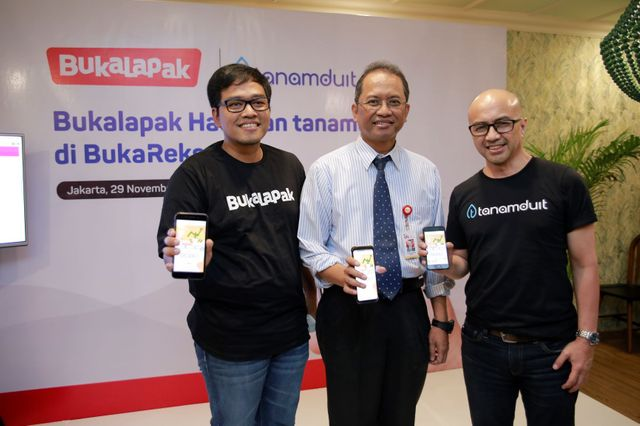 E-commerce unicorn Bukalapak partners with investment platform Tanamduit to diversify into mutual fund products featured image