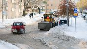 Municipal Snow Removal Policies and Practices