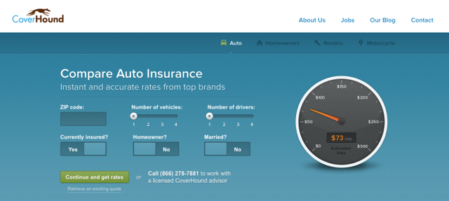 CoverHound Raises $33.3M, Expands To Insurance Comparisons For Businesses featured image