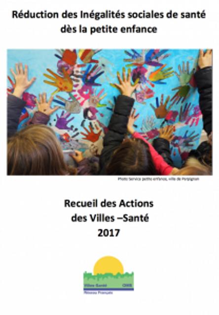 Recueil sur les Inégalités Sociales de Santé dès la petite enfance featured image