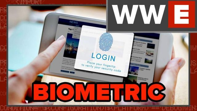Biometric Hacking - World War E with Mike Rogers featured image