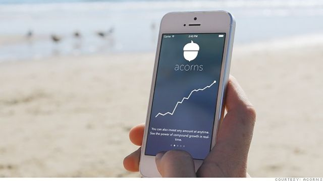 Acorns raises $23m in third round of financing featured image