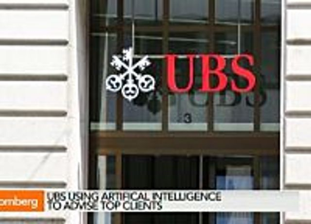 UBS to partner with Artificial Intelligence firm to continue to lead future of Investment Advice featured image