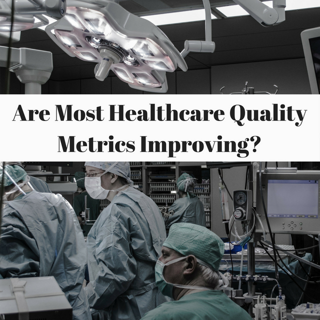 Are Most Healthcare Quality Metrics Improving? featured image